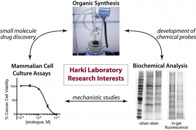 Harki Lab Research Interests